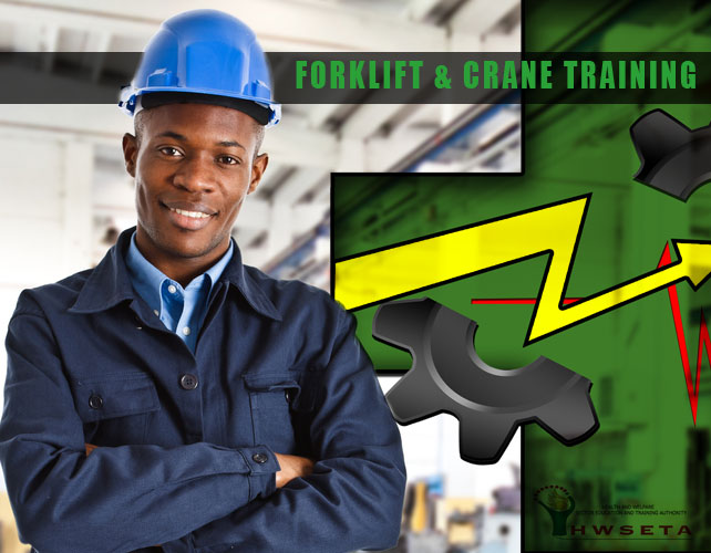 Forklift Training & Cane Operators Training